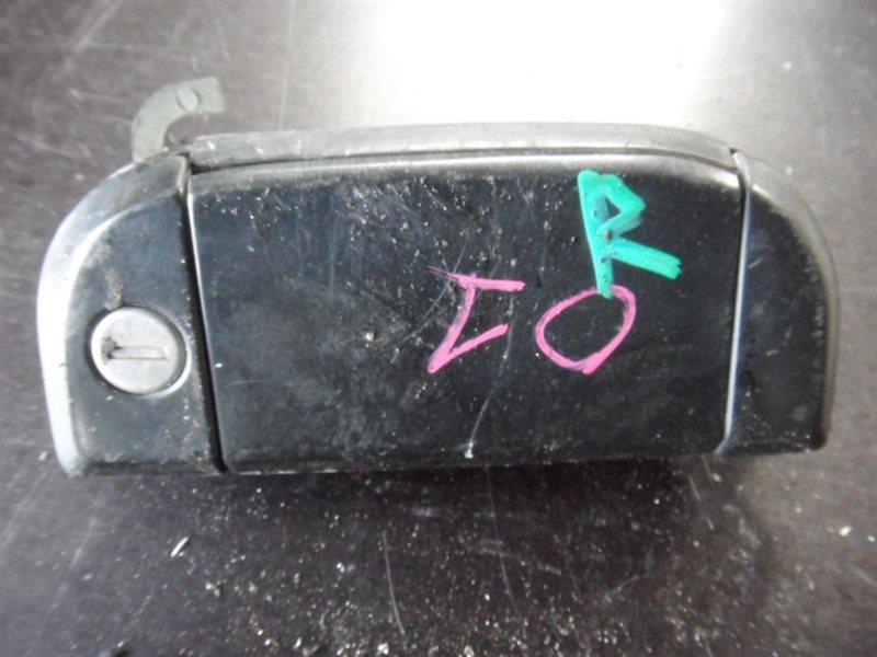 Ручка двери внешняя Vw Transporter T4 7DB AJT 2002 передняя правая
