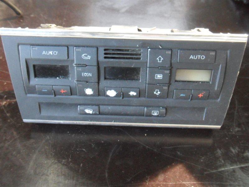 Блок управления климат-контролем Audi A4 B6 AWX 2002