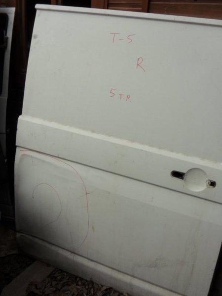 Дверь сдвижная Vw Transporter T5 7HB 2005 передняя правая
