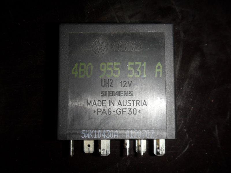 Реле Vw Golf 4 1J1 AXR 2002
