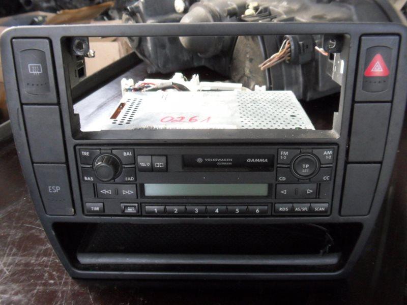 Центральная консоль Vw Passat B5 3B6 AWX 2002