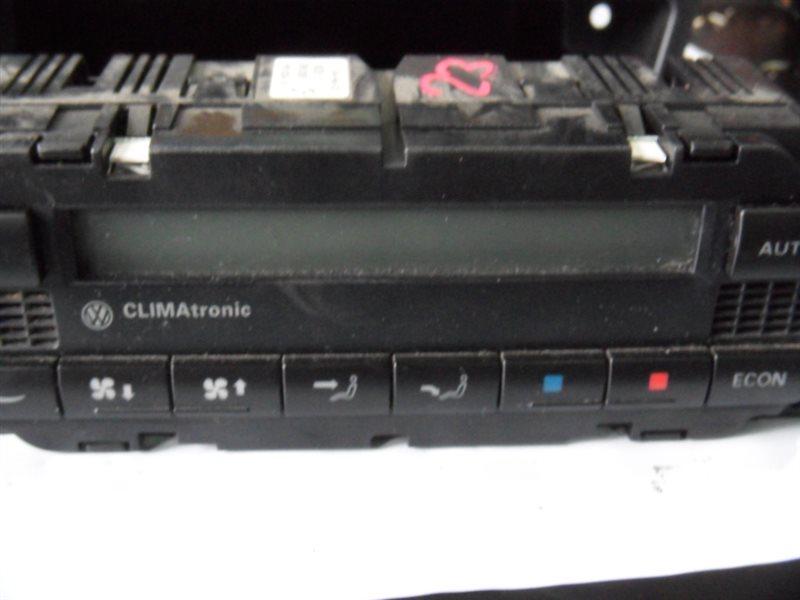 Блок управления климат-контролем Vw Passat B5 3B6 AVB 2002