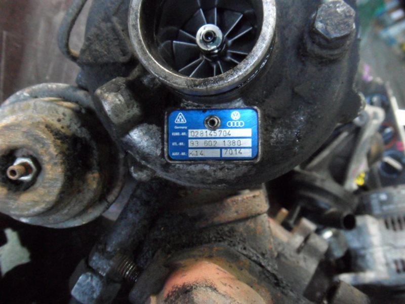 Турбокомпрессор (турбина) Audi 80 B4 AAZ 1993