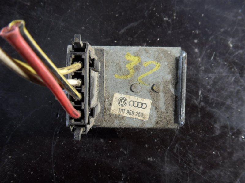 Резистор отопителя Vw Transporter T4 7DB 1X 1992