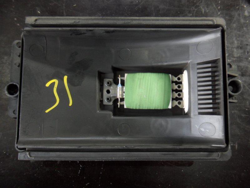 Резистор отопителя Vw Golf 4 1J1 AXR 2002