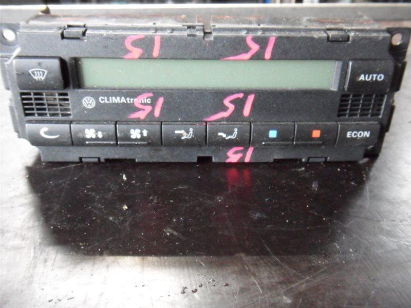 Блок управления климат-контролем Vw Passat B5 3B5 AFB 1998
