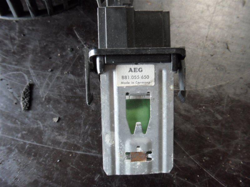 Резистор отопителя Vw Golf 3 1H1 AAM 1995