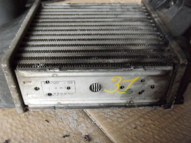 Радиатор интеркулера Vw Golf 4 1J1 AXR 2002