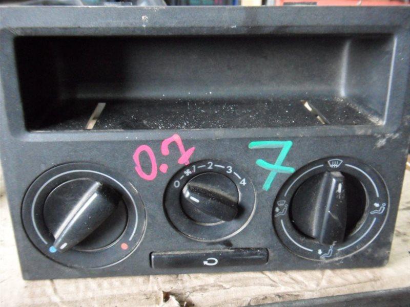 Блок управления отопителем Vw Transporter T4 7DB AJT 1999