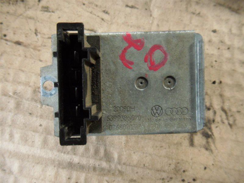 Резистор отопителя Vw Transporter T4 7DB AAB 1995