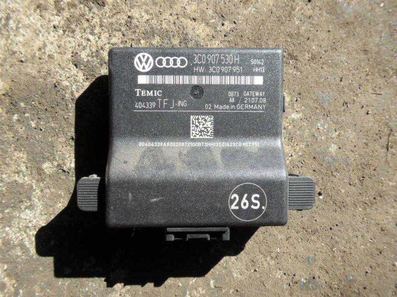 Диагностический интерфейс Vw Passat B6 3C5 CBB 2008