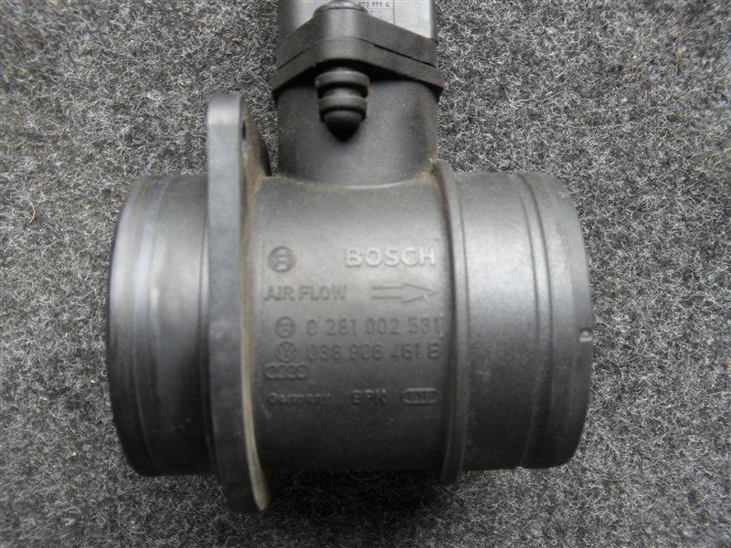 Расходомер воздуха ( дмрв ) Vw Golf 4 1J1 AXR 2000