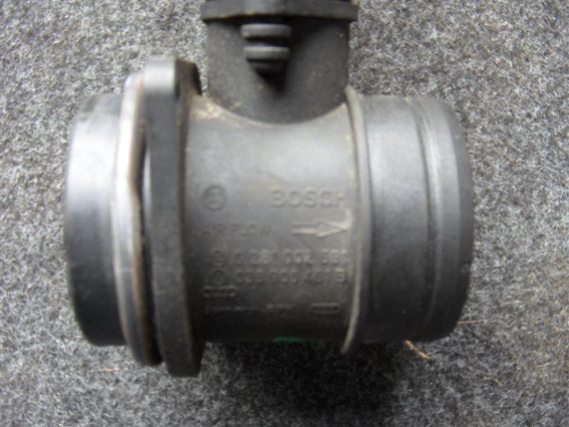 Расходомер воздуха ( дмрв ) Vw Transporter T5 7HB AXC 2003