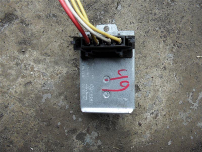 Резистор отопителя Vw Transporter T4 7DB ACV 1998