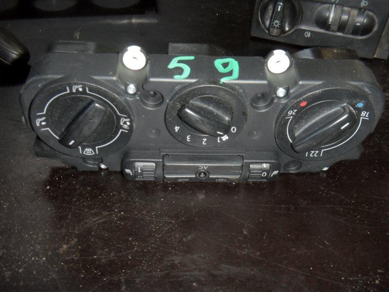 Блок управления отопителем Vw Passat B6 3C5 CBA 2008