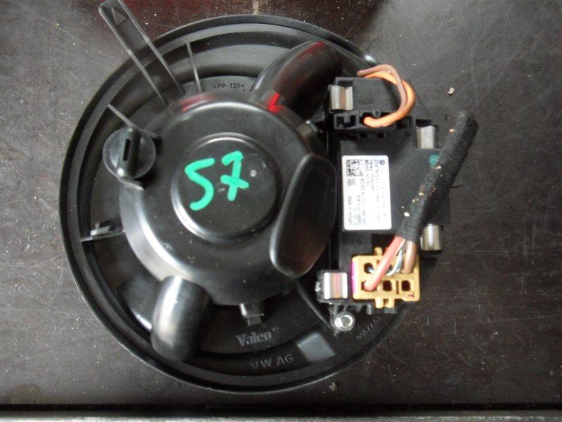 Моторчик отопителя Vw Touran MK5 BKD 2009