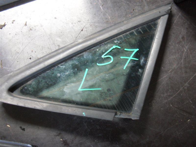 Форточка Vw Touran MK5 BKD 2009 передняя левая