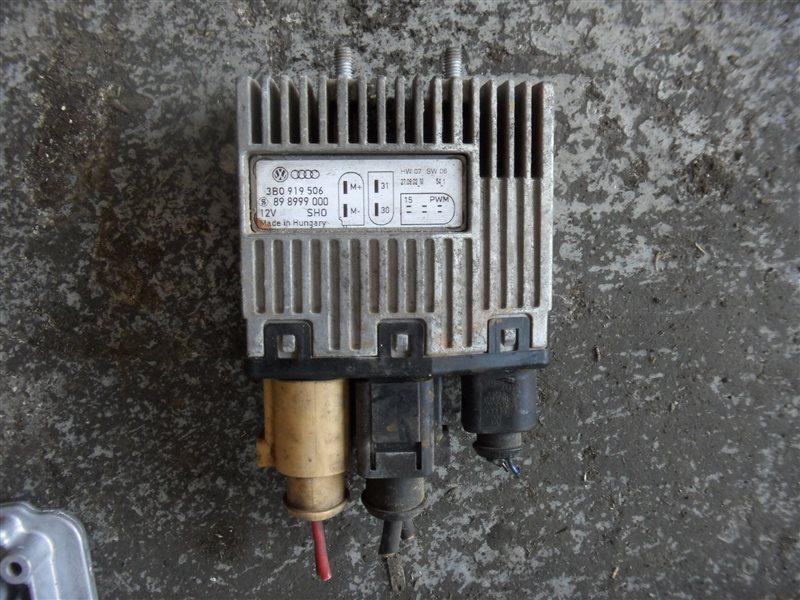 Блок управления вентилятором Vw Transporter T5 7HB AXC 2003