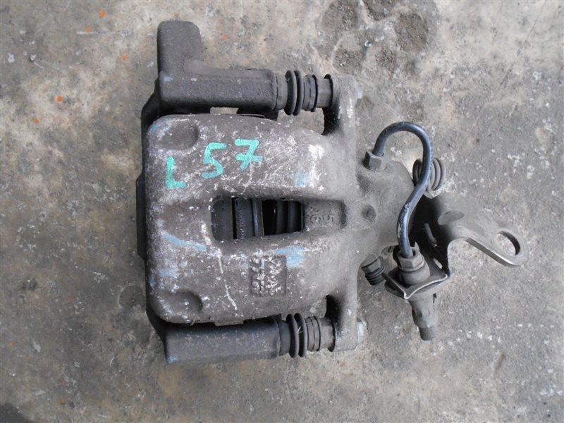 Суппорт Vw Touran MK5 BKD 2009 задний левый