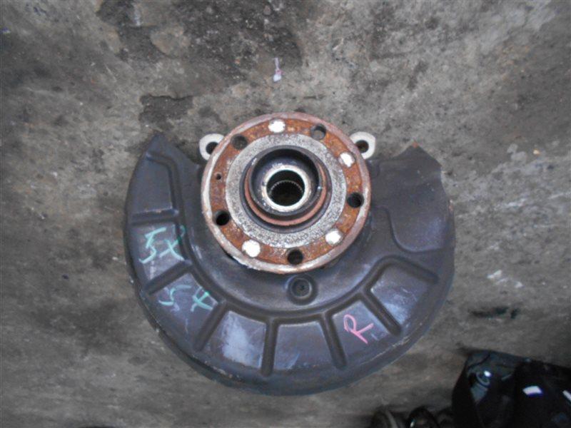 Кулак поворотный Vw Touran MK5 BKD 2009 передний правый