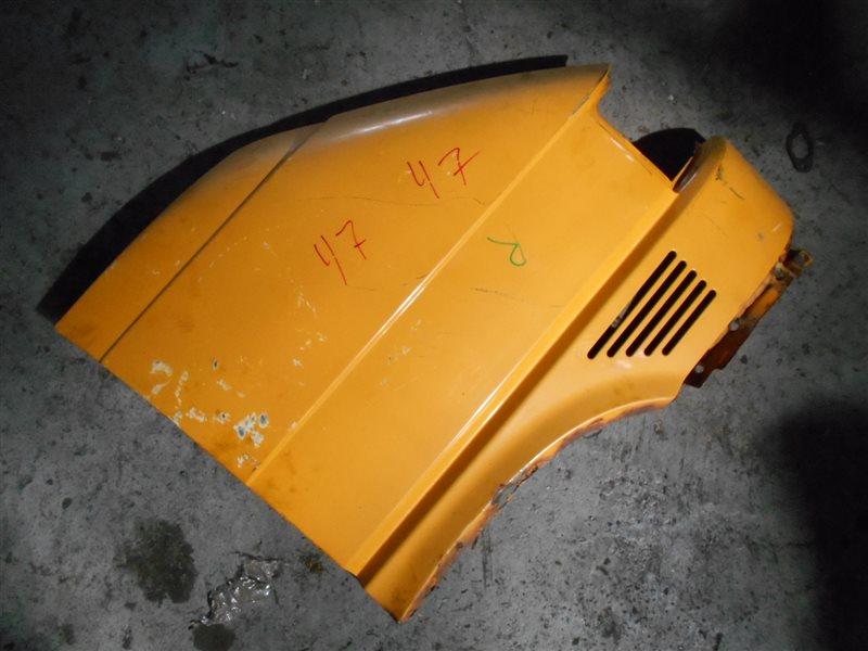 Крыло Vw Transporter T4 7DB ACV 1997 переднее правое