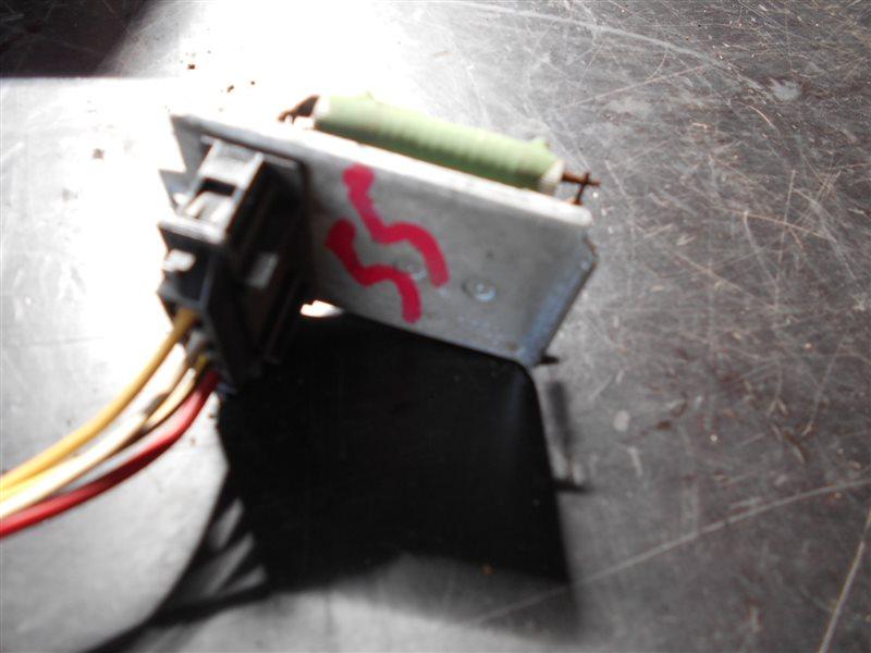 Резистор отопителя Vw Transporter T4 7DB AAB 1998