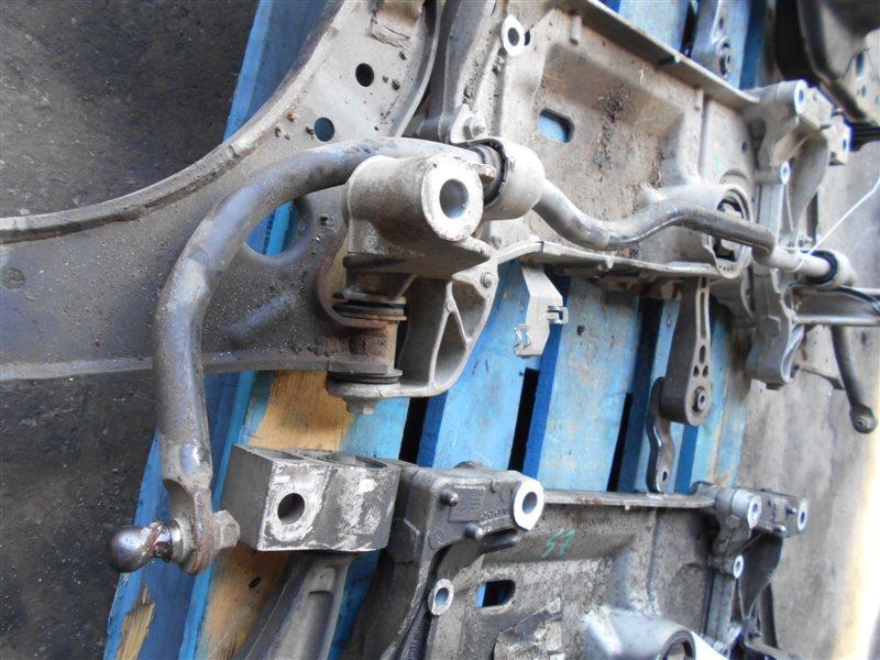 Стабилизатор Vw Touran MK5 BKD 2009 передний