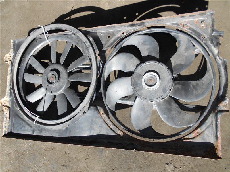 Вентилятор радиатора Vw Passat B4 3A2 ADY 1996