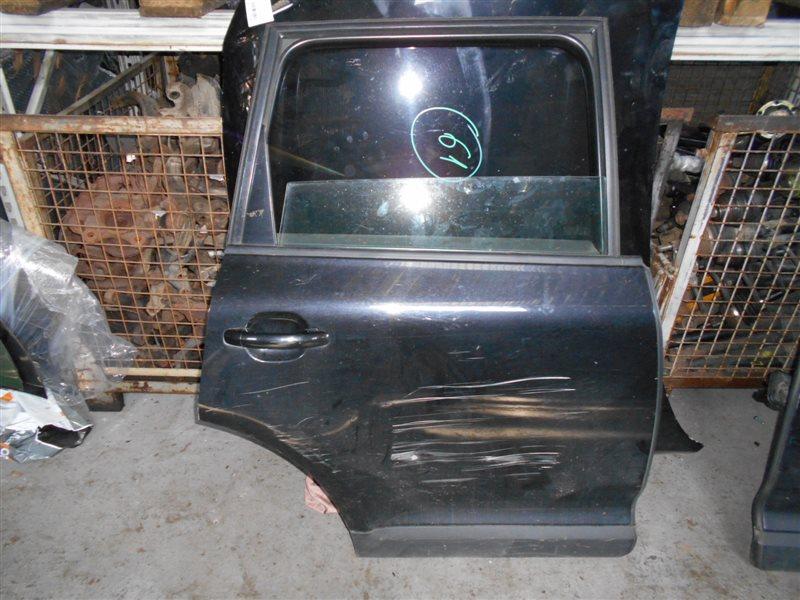 Дверь Vw Touareg 7LA BAC 2003 задняя правая