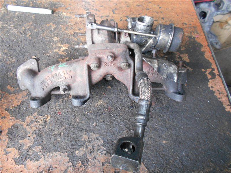 Турбокомпрессор (турбина) Audi A4 B5 1Z 1998