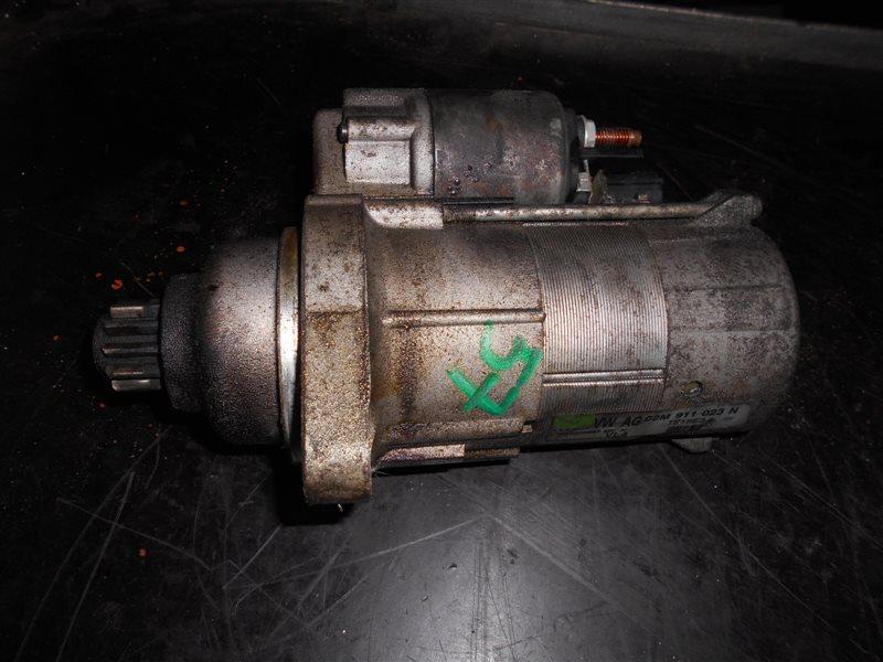 Стартер Vw Touran MK5 BKD 2009