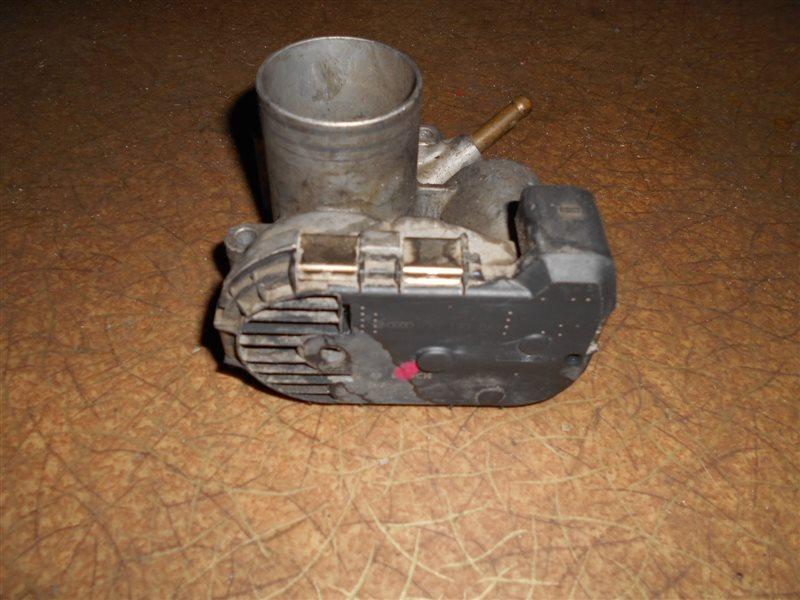 Блок дроссельной заслонки Vw Polo 6N2 AUA 2001