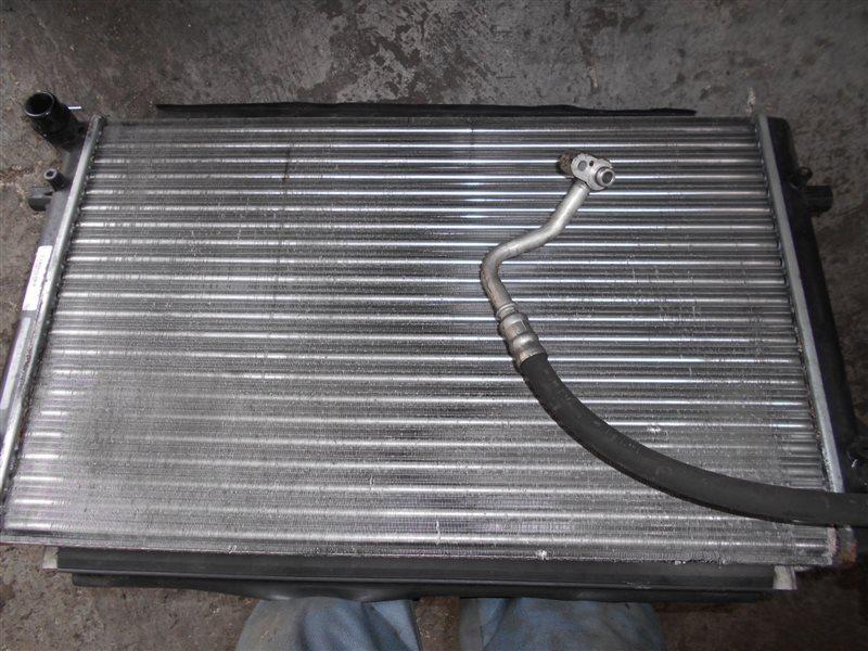 Радиатор двс Vw Passat B6 3C5 BSE 2004