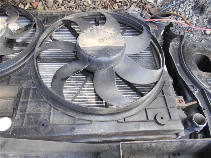 Вентилятор радиатора Vw Touran MK5 BKD 2009