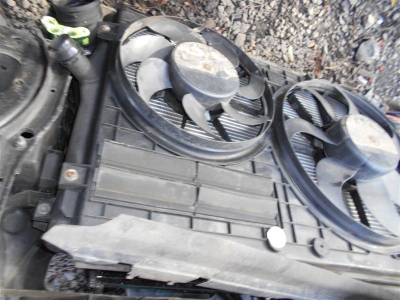 Радиатор интеркулера Vw Touran MK5 BKD 2009
