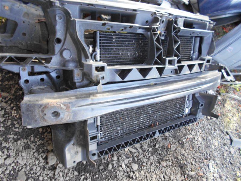 Усилитель бампера Vw Touran MK5 BKD 2009 передний