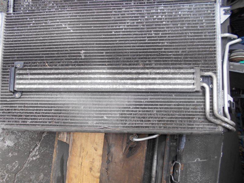 Радиатор кондиционера Vw Touareg 7LA BAC 2005