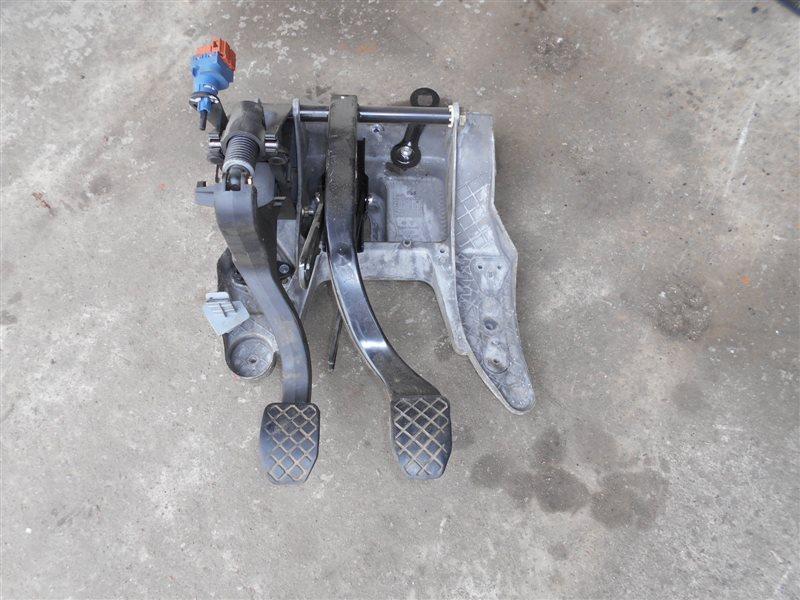 Блок педалей Vw Touareg 7LA BAC 2001