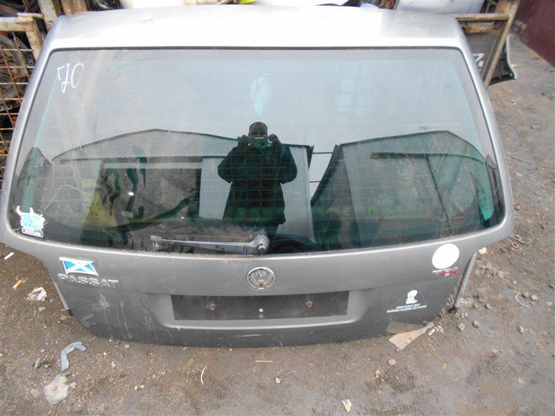 Дверь багажника Vw Passat B5 3B6 AVF 2003