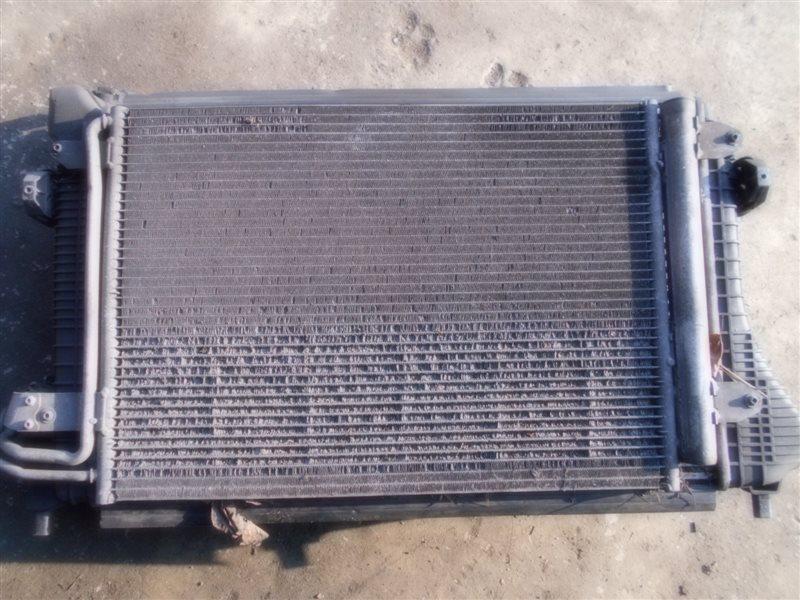 Радиатор кондиционера Vw Golf 5 1K1 BMM 2006