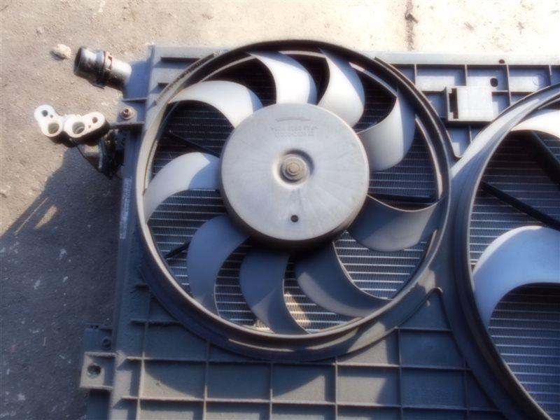 Вентилятор радиатора Vw Golf 5 1K1 BMM 2006