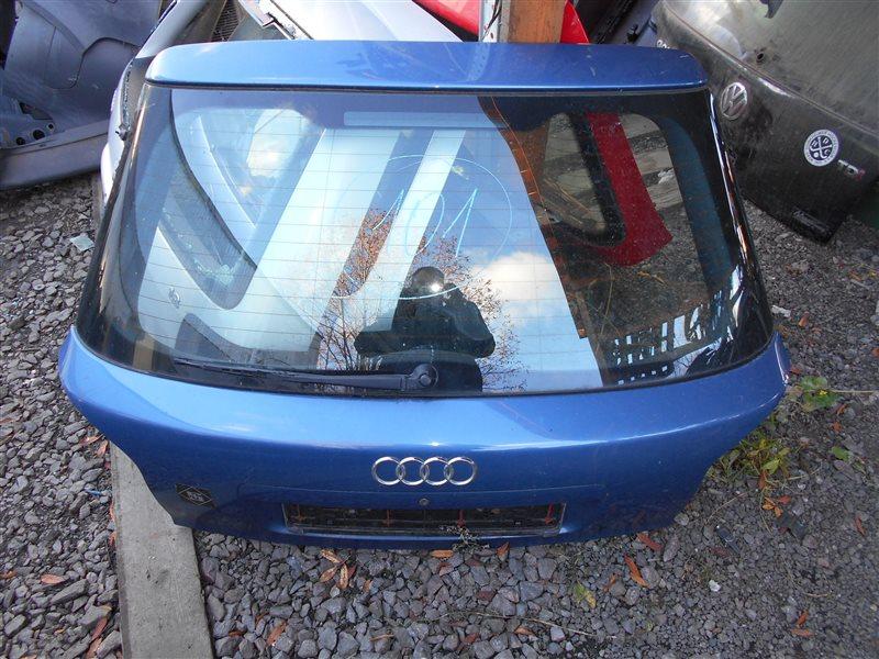 Дверь багажника Audi A3 8L1 AVU 2001
