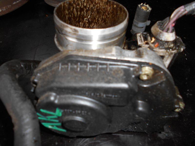 Блок дроссельной заслонки Vw Golf 4 1J1 AKL 1998
