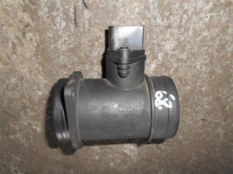 Расходомер воздуха ( дмрв ) Vw Passat B5 3B6 AVB 2002