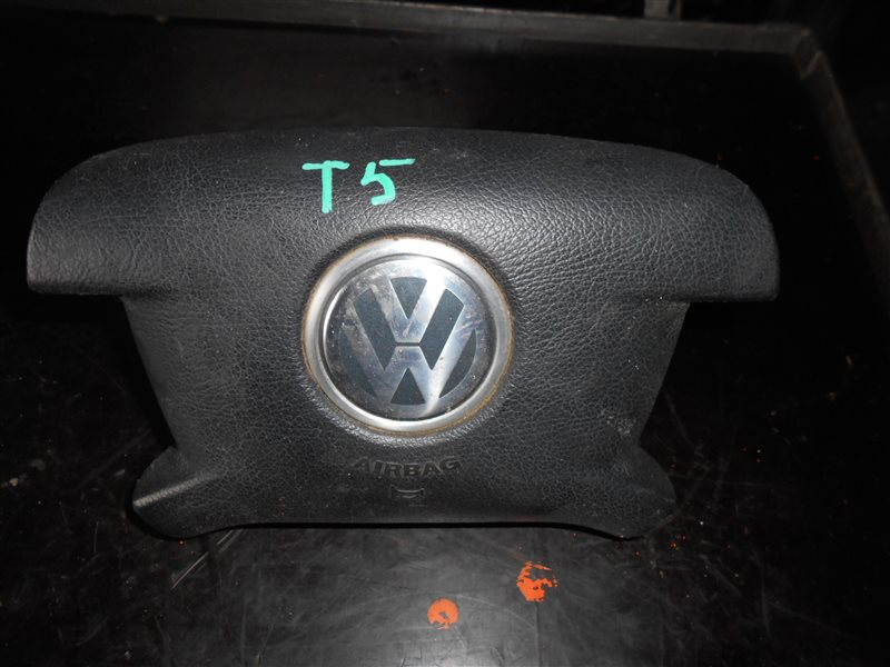 Аирбаг на руль Vw Transporter T5 7HB AXC 2005
