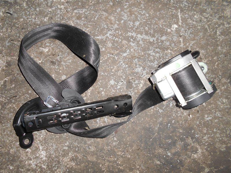 Ремень безопасности Vw Golf 5 5M1 BLS 2008 передний левый