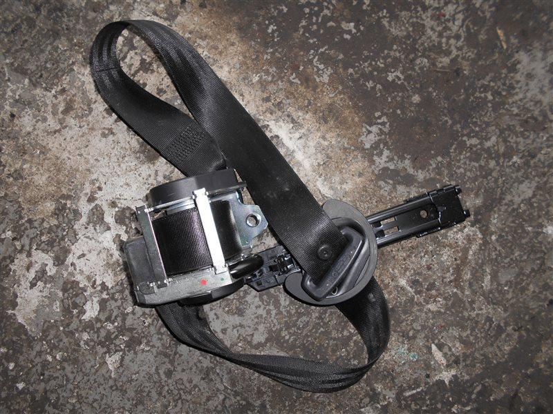 Ремень безопасности Vw Golf 5 5M1 BLS 2008 передний правый
