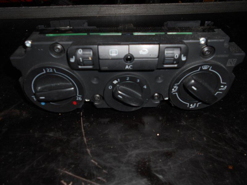 Блок управления отопителем Vw Golf 5 1K1 BMM 2006
