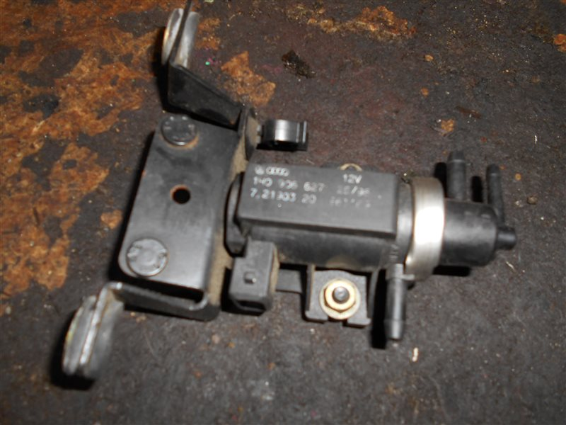 Пневматический клапан турбины Vw Transporter T4 ACV 2001
