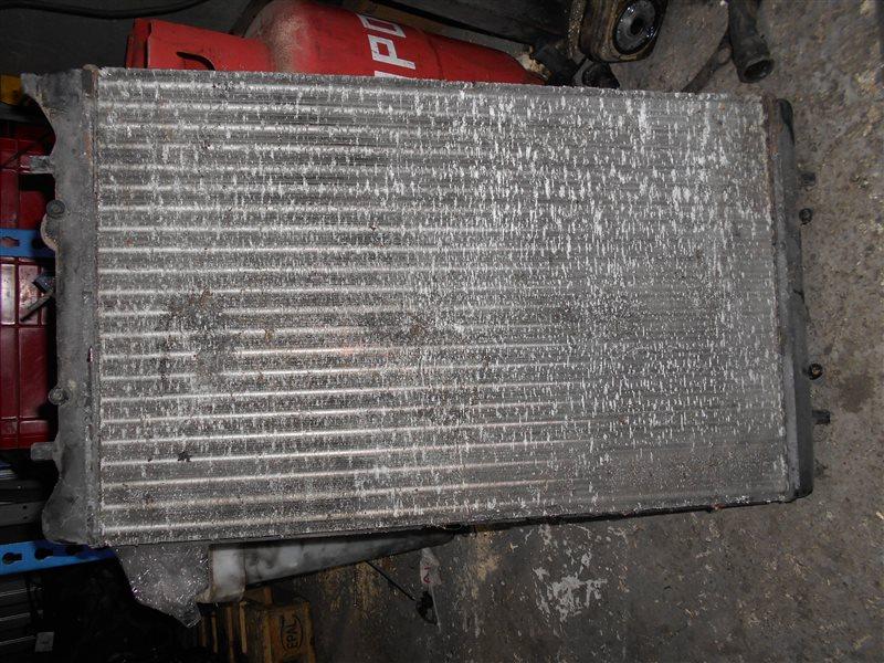 Радиатор двс Vw Golf 4 1J1 AKQ 1998